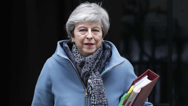البرلمان البريطاني يعقد ثالث تصويت على خروج بريطانيا من الاتحاد الأوروبي يوم الجمعة