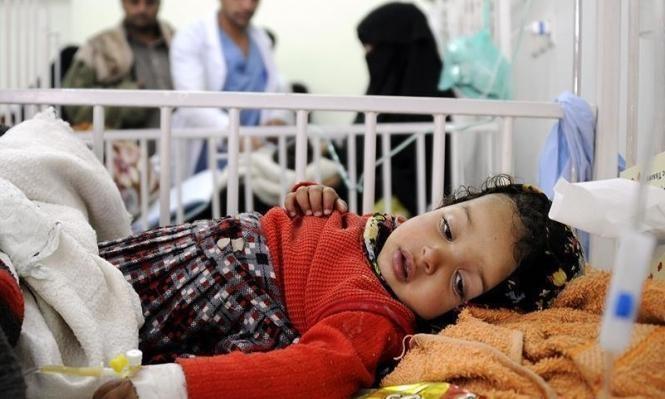 تفشي الكوليرا في اليمن يقتل أكثر من 300 شخص