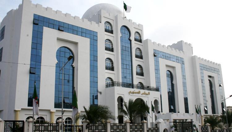 تعيين رئيس جديد للمجلس الدستوري الجزائري .. كمال فنيش