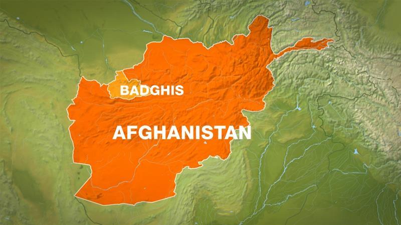 ولاية بادغيس الأفغانية