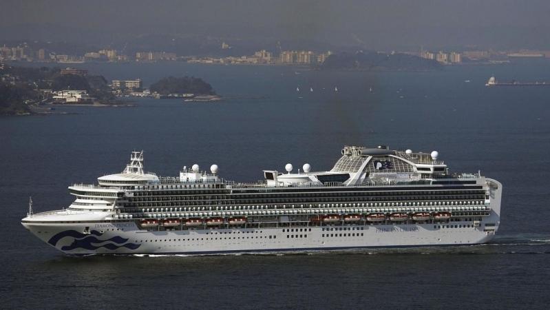 الركاب يغادرون سفينة اليابان مع اكتشاف إصابات جديدة بفيروس كورونا