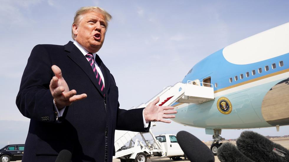 ترامب يصرح لوسائل الإعلام أنه يعرف مسرب الأخبار من البيت الأبيض