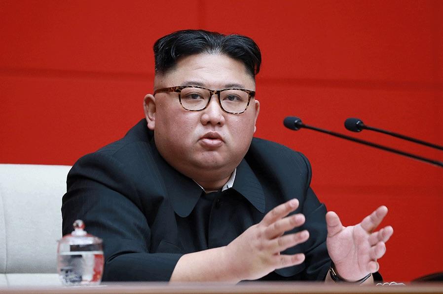 الظهور الأول لرئيس كوريا الشمالية  بعد 22 يوما من تفشي فيروس كورونا