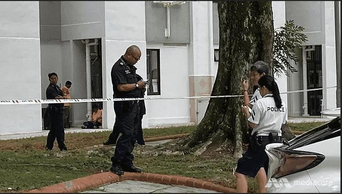 القبض على سيدة يشتبه في تركها مولودها في مزبلة قمامة بسنغافورة